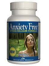 Anxiety Free RidgeCrest Herbals Review