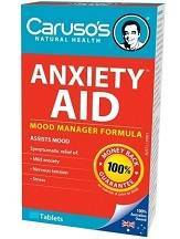 Caruso's Natural Health Anxiety AID Review