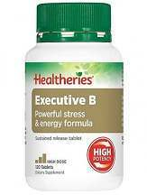 Executive B Healtheries Review
