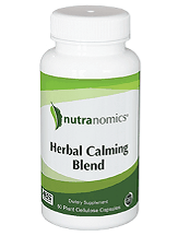 NutraNomics Herbal Calming Blend Review