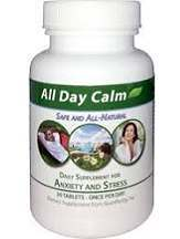 NutriPurity, Inc All Day Calm Review