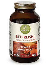 Red Reishi Purica Review