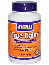 True Calm NOW Foods Review