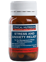 Ethical Nutrients Stress and Anxiety Relief Review