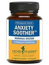 Herb Pharm Anxiety Soother Review