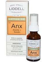 Liddell Labs Anx Anxiety and Tension Review