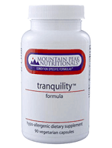 Mountain Peak Nutritionals Tranquility Formula Review
