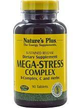 Nature's Plus Mega-Stress Complex Review