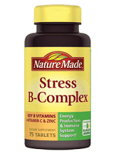 Stress B Complex Nature Made Review