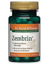 Zembrin Dr. David Williams Review